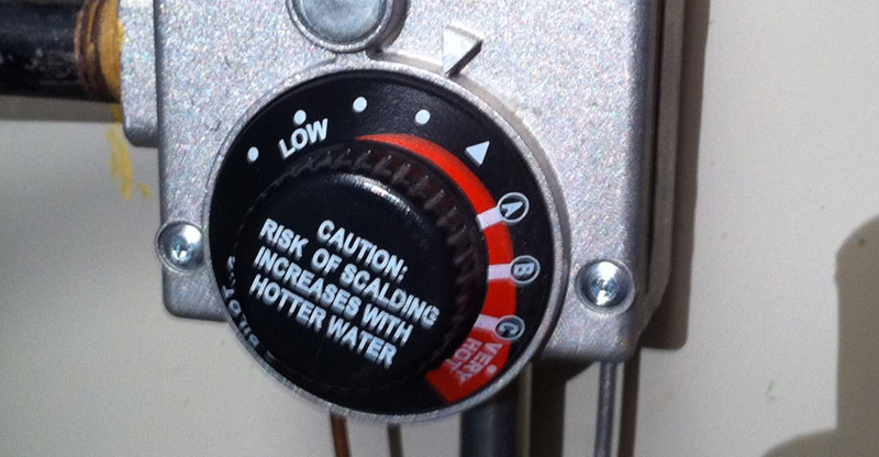 What Is The BEST Water Heater Temperature Setting?