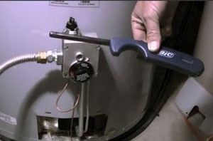 Lighting a Hot Water Heater Pilot Light | Water Heater Hub