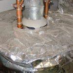 water heater blanket wrap