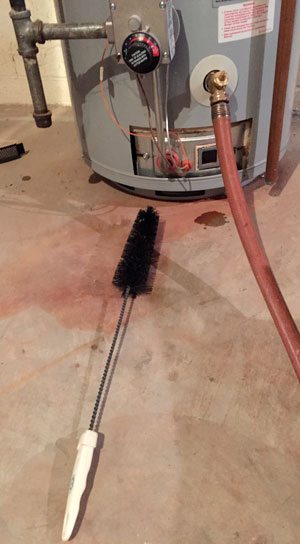 How To Clean And Flush A Water Heater Water Heater Hub