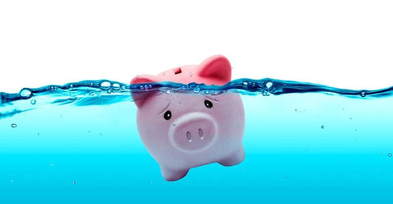 save money hot water use