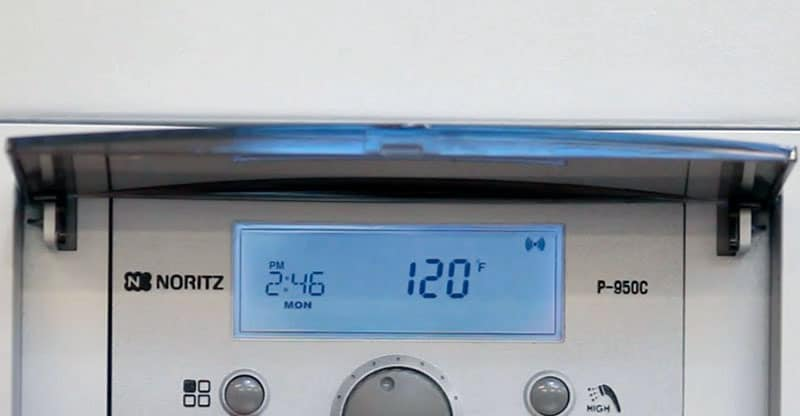 noritz tankless error code troubleshooting | water heater hub