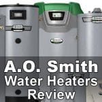 AO Smith water heaters review