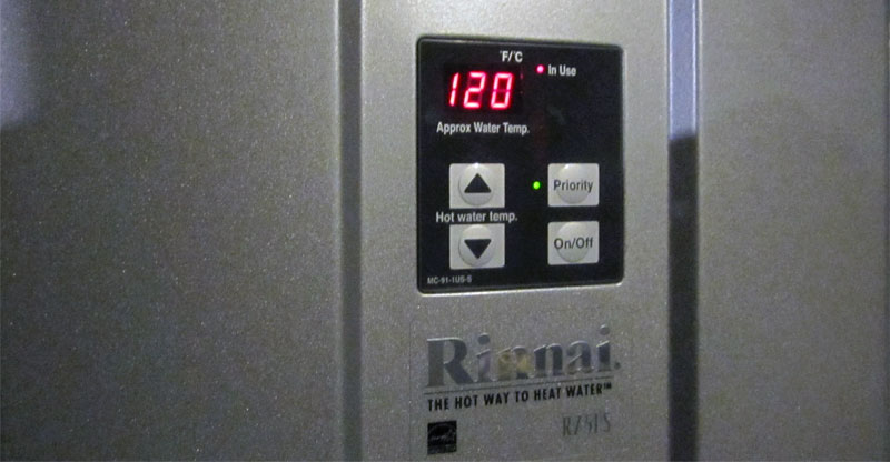 rinnai tankless error code troubleshooting | water heater hub
