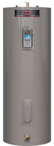 Ruud electric water heater
