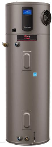 Ruud hybrid electric water heater