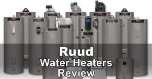 Ruud water heater review