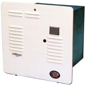RV propane tankless water heater