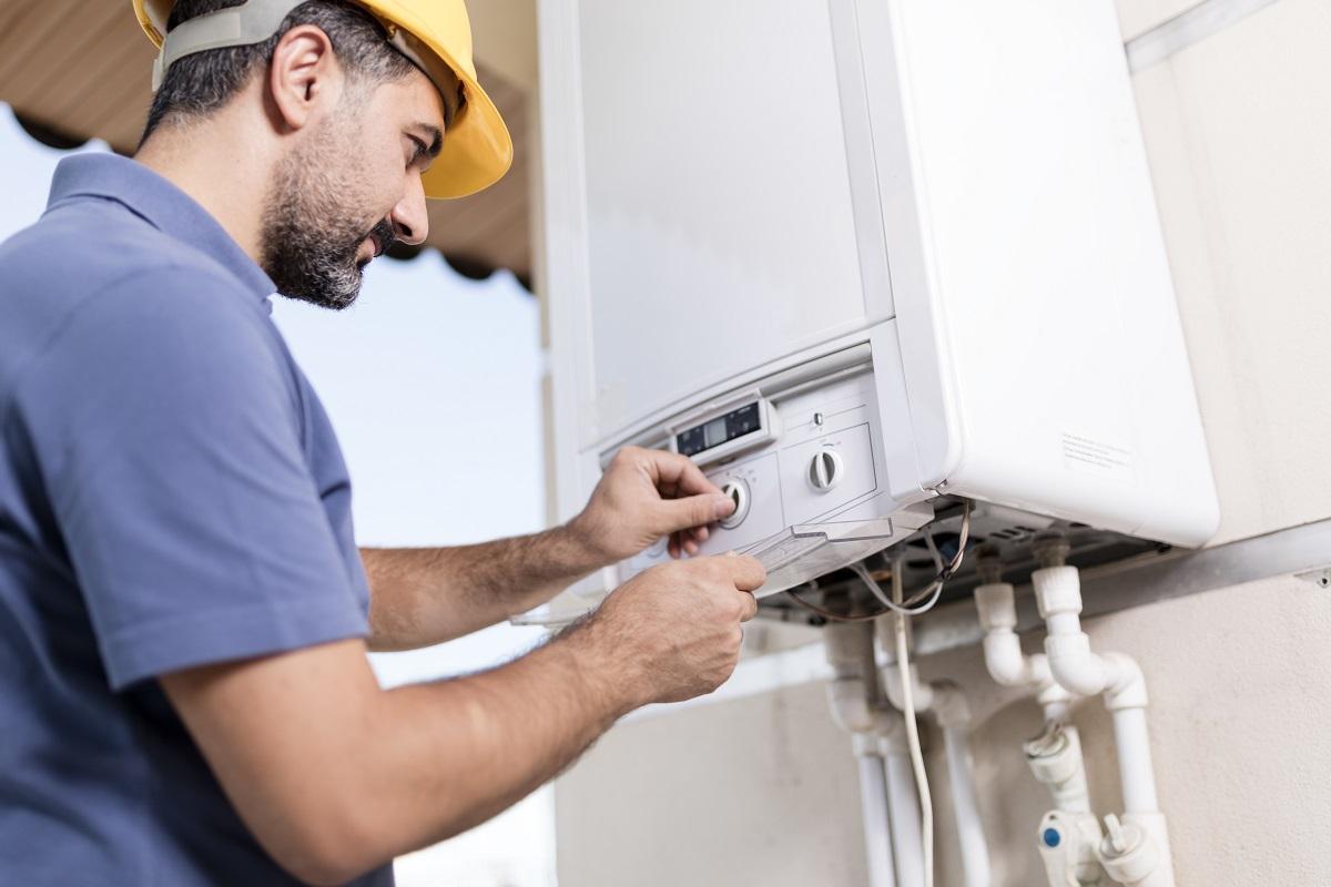 regular water heater check