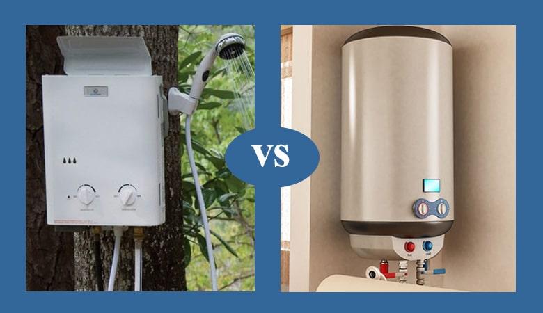 Outdoor Heater vs Indoor Heater