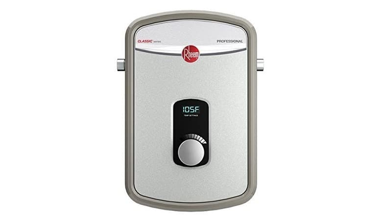 Rheem 240V Heating Chamber Residential Tankless Water Heater