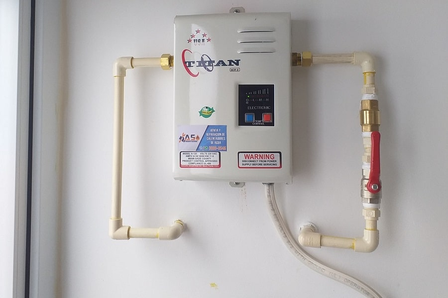 Titan Water Heater Review