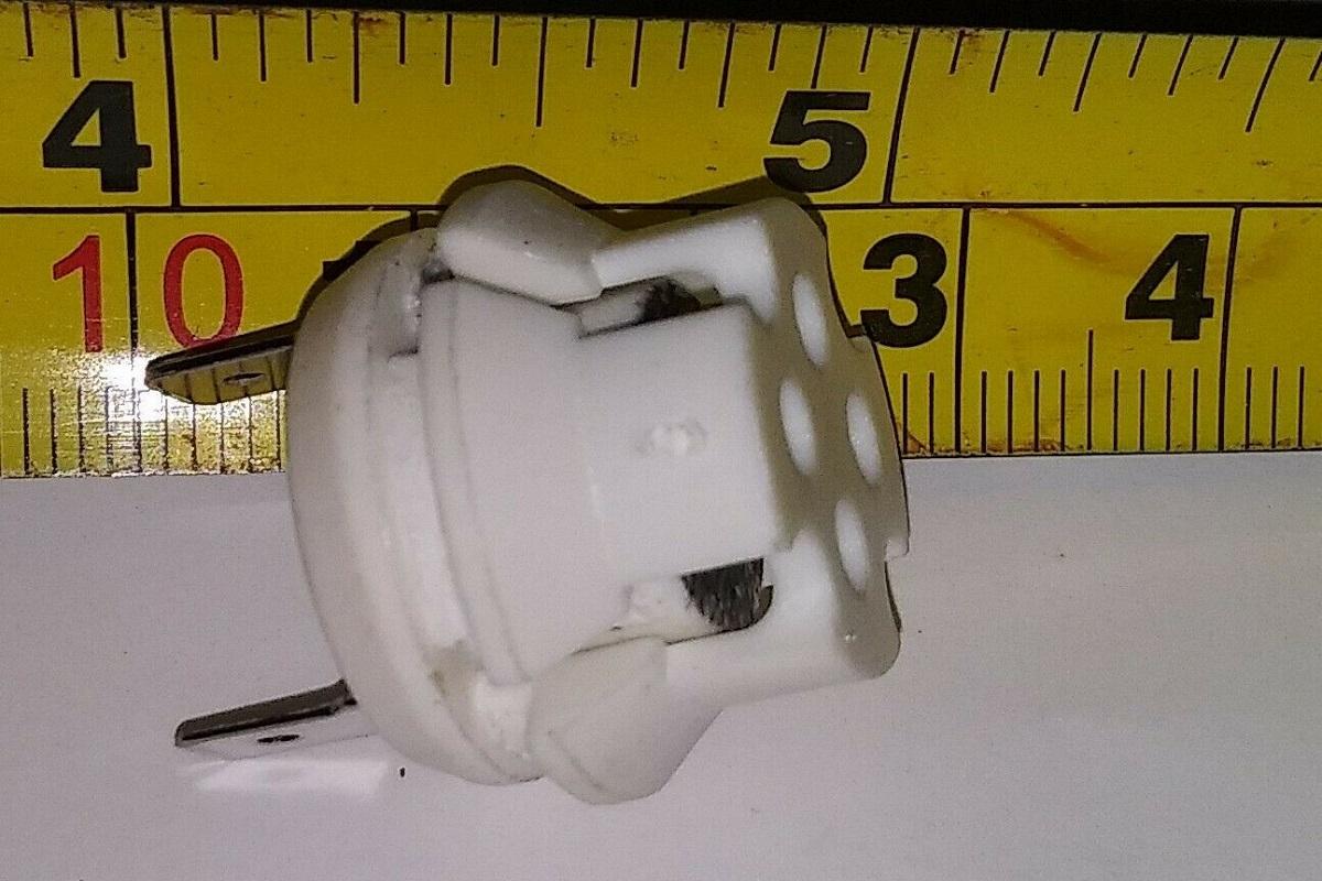 Flammable Vapor Sensor Size